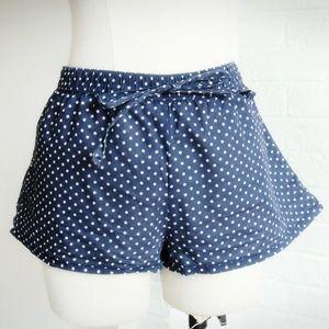Forever 21 Polka Dot PJ Shorts